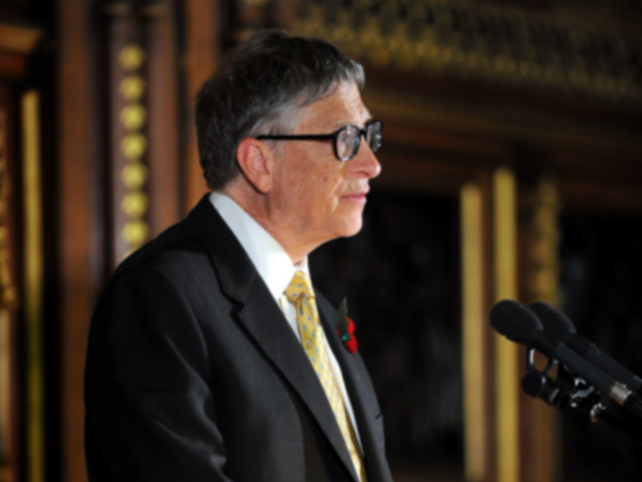 Bill Gates - House of Lords