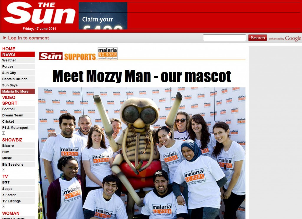 Mozzy man Sun